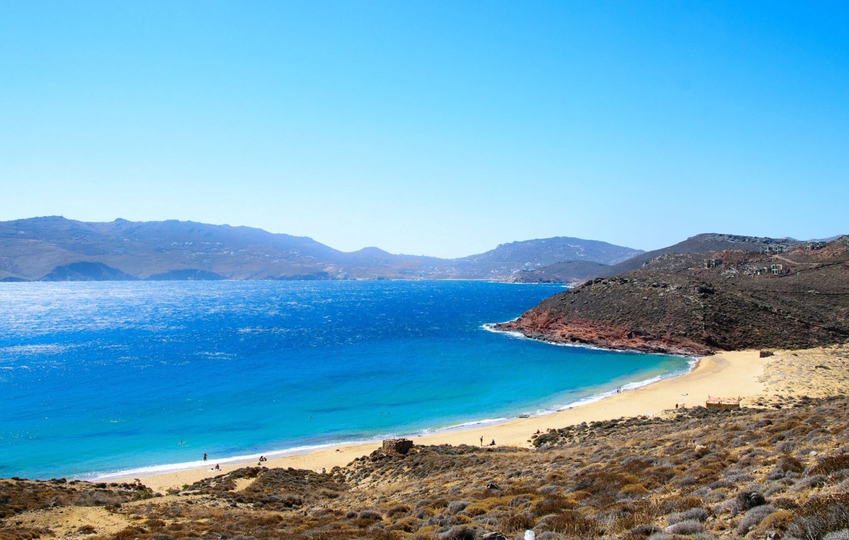 Agios Sostis Mykonos beaches, Greece - Mykonos Traveller