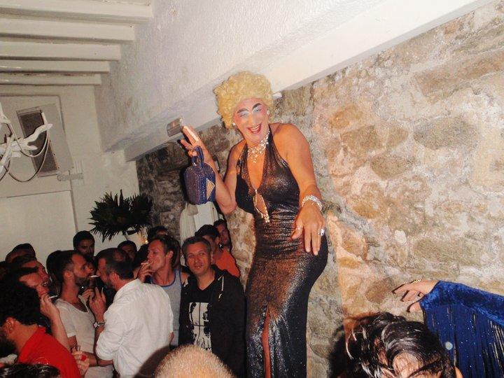 Mykonos Gay Bar