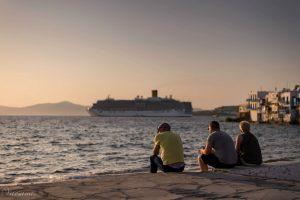 Mykonos cruise port