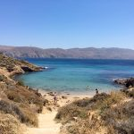 Agios Sostis beach Mykonos