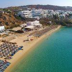 Psarou beach Mykonos