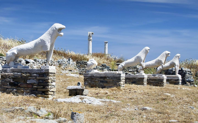 Delos island, Mykonos, Greece - Mykonos Traveller