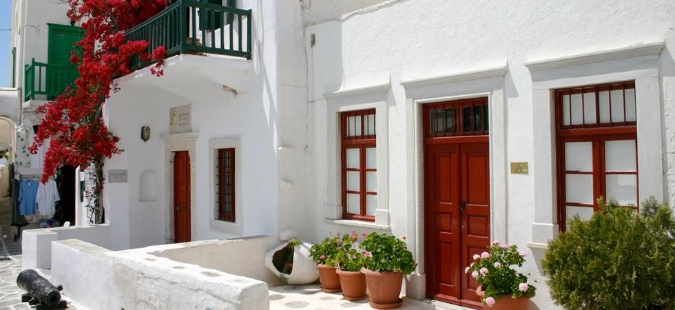 House of Lena in Mykonos island, Greece - Mykonos Traveller