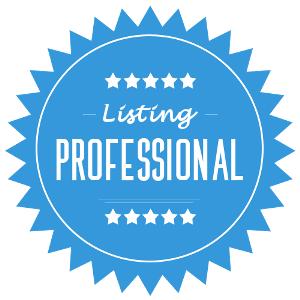 Professional Listing