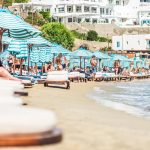 Nammos Mykonos beach restaurant and bar