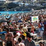 Super paradise Beach Club Mykonos