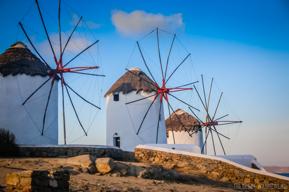 10 Reasons to go to Mykonos - Photography