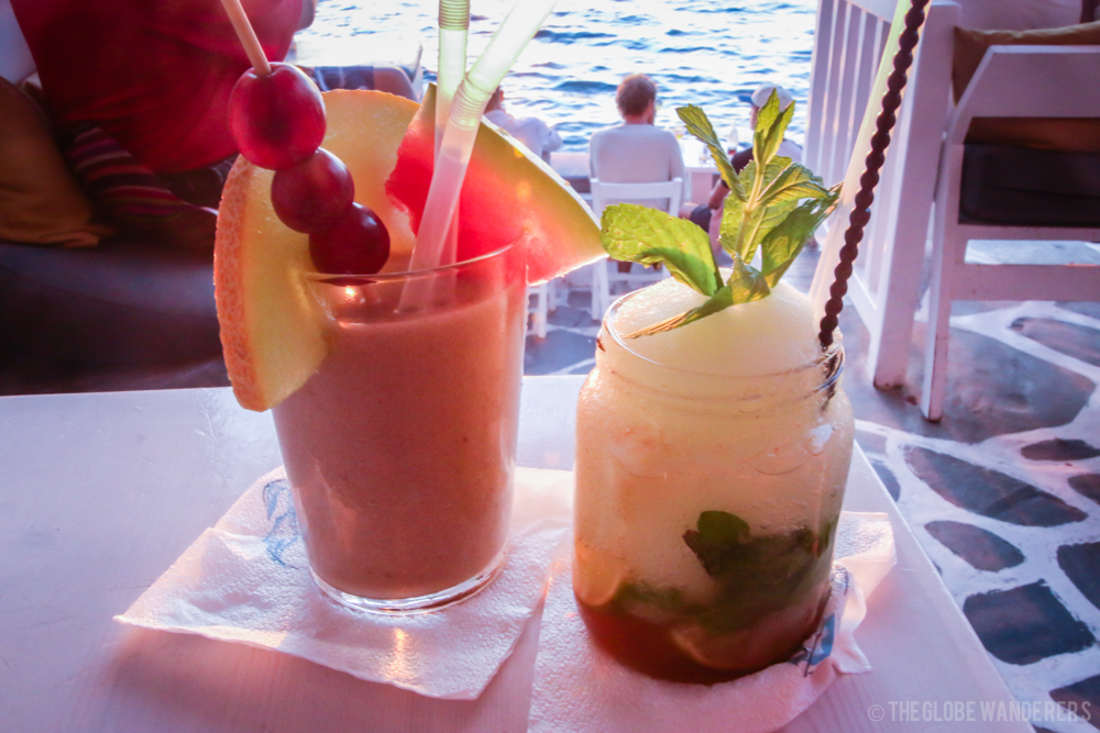 10 Reasons to go to Mykonos - the cocktails