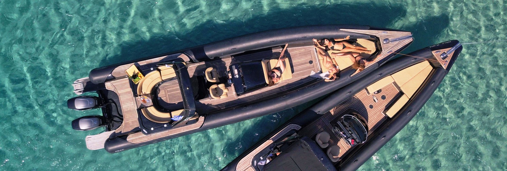Mykonos Rib Cruises - Don Blue