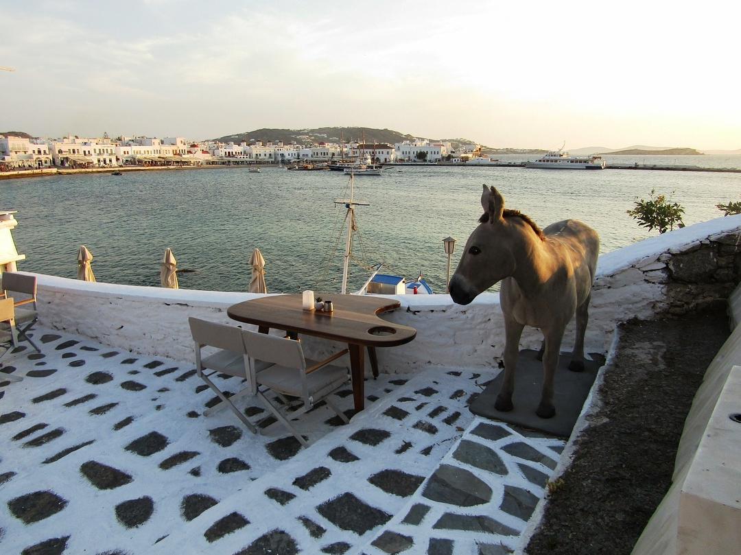 Mykonos Town Chora Waterfront - Mykonos Traveller