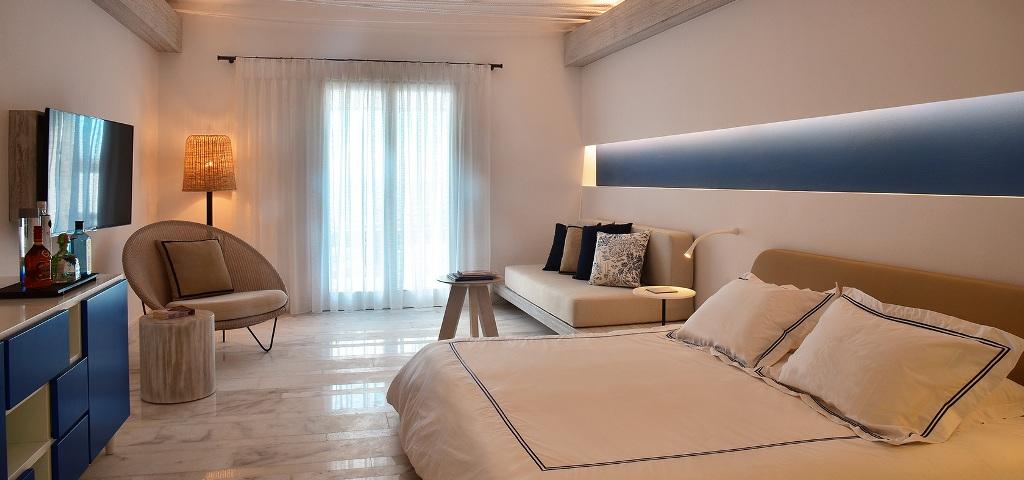 Mykonos Riviera Hotel 5 Star Resort And Spa In Tourlos