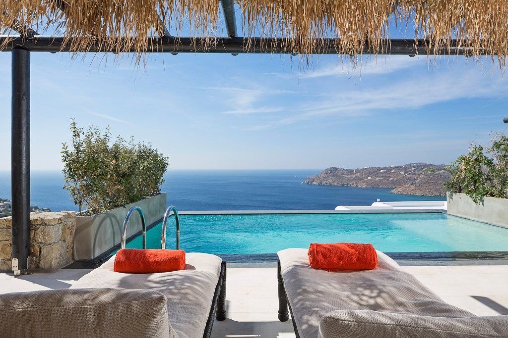 Myconian Utopia Hotel - Mykonos 5 Star Luxury Resort