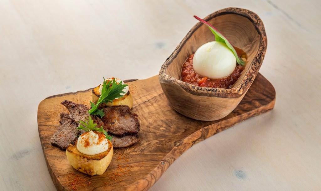 M-eating Mykonos Restaurant - Mediterranean cuisine with local tastes