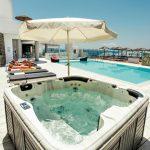 The George Mykonos Hotel - 4 Star hotel in Platis Gialos beach