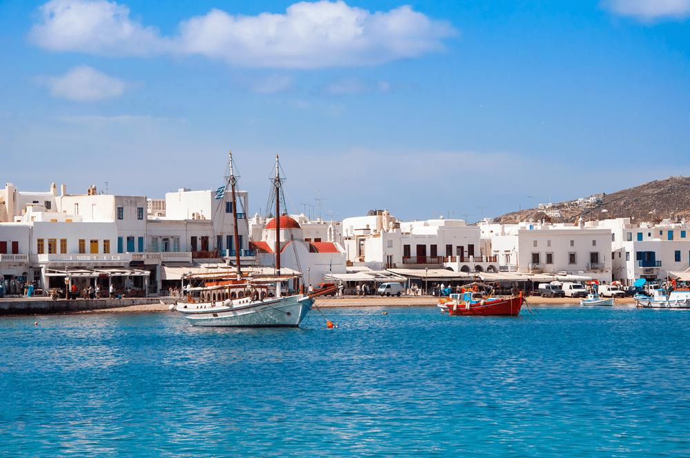 Mykonos Chora - Town Greece - Mykonos Traveller