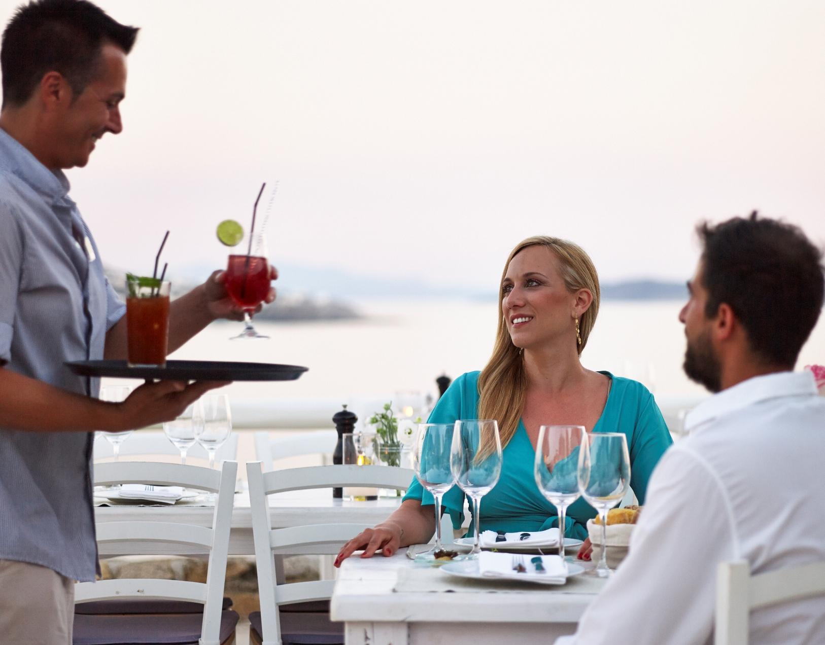 Mykonos Hospitality - Mykonos Traveller