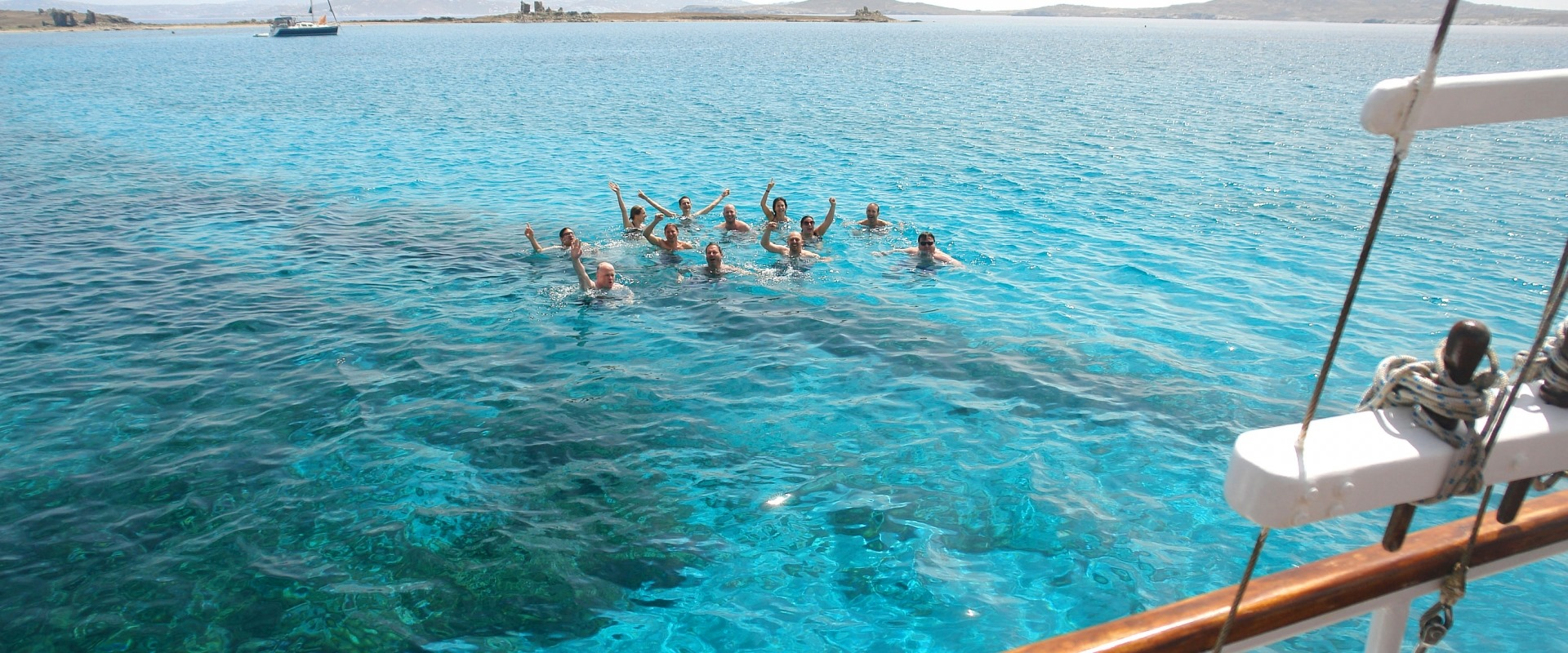 Rhenia & Delos Cruise from Mykonos | Boat Tour - Book at the best price