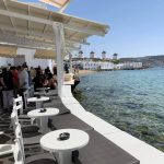 Scarpa Mykonos Cocktail Bar and Club, Little Venice Greece