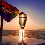 Babylon mykonos gay night bar