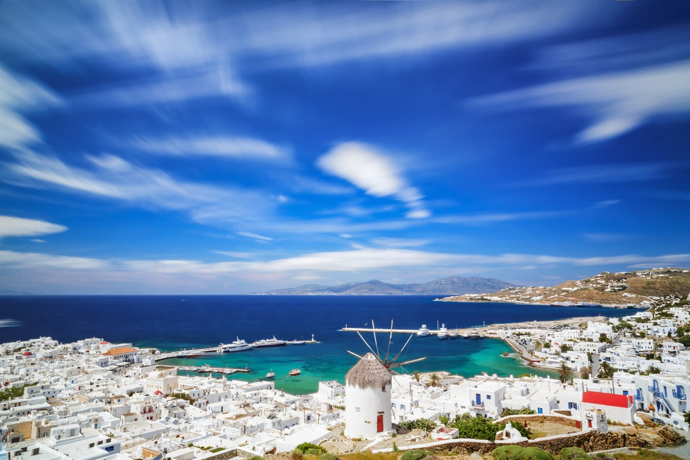 Greece is set to reopen for tourists on 15 June with direct flights from July!