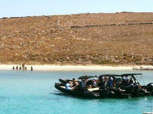 Private Cruises in Mykonos