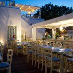 Yialo Yialo Mykonos Restaurant - Bar at Platis Gialos beach