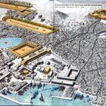 Ancient Delos Map