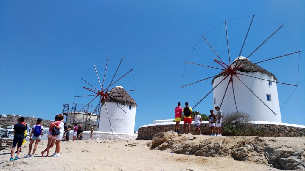 Mykonos is open, safe and welcoming tourists for Summer 2021!